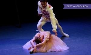 """Fundacja Warsaw Ballet Theatre: 69,99 zł: bilet dla 2 osób na balet """"Śpiąca królewna"""" lub """"Córka źle strzeżona"""" zFundacją Warsaw Ballet Theatre"""