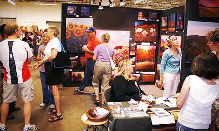 New Mexico Arts & Crafts Fair - Albuquerque: New Mexico Arts & Crafts Fair for Two or Four at Expo New Mexico on June 21–23 (Half Off)