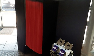 Pop Star Photo Booth: $479 for a Four-Hour Photo-Booth Rental from Pop Star Photo Booth ($1,050 Value)