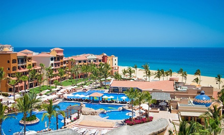 Groupon Deal: 3-, 4-, or 5-Night Stay for Four at Playa Grande Resort & Grand Spa in Cabo San Lucas, Mexico. Combine Up to 15 Nights.