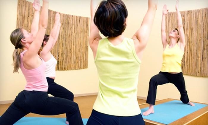 Ananda Yoga - Evergreen Park: $29 for 10 Drop-In Classes at Ananda Yoga in Palo Alto ($85 Value)