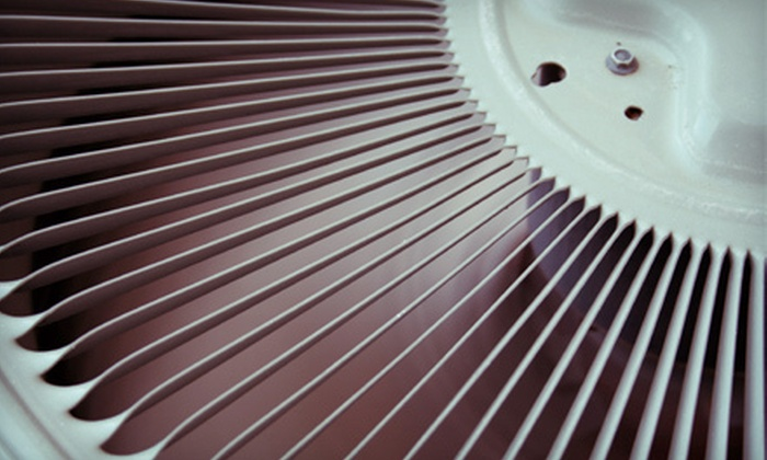 Genz-Ryan - Genz-Ryan: Air-Conditioning or Water-Heater Tune-Up from Genz-Ryan (Up to 90% Off)