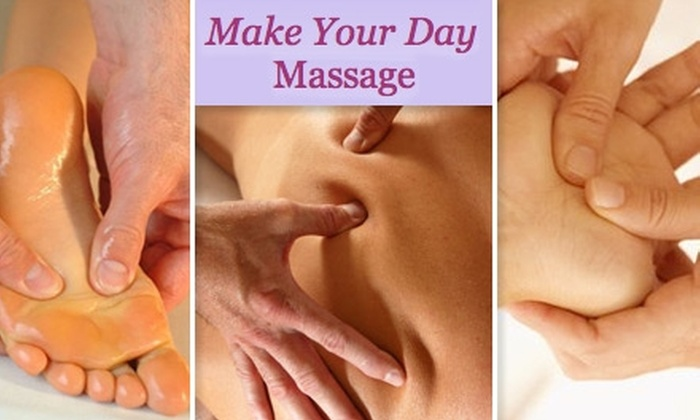 Make Your Day Massage - Lyn-Lake: $53 for a 90-Minute Massage at Make Your Day Massage ($108 Value)