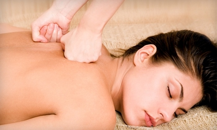 GT Massage & Skin Care - Wheaton: $35 for a 60-Minute Deep-Tissue Massage at GT Massage & Skin Care in Wheaton ($70 Value)
