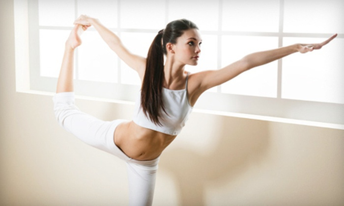 JAB Yoga - Tempe: One or Two Months of Unlimited Yoga and Zumba Classes at JAB Fitness in Tempe (Up to 77% Off)