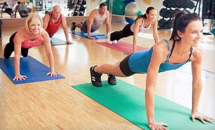 6-Week Boot-Camp Program for 1 with 3 Classes per Week (a $155 value) - Rocking Boot Camp in Foley