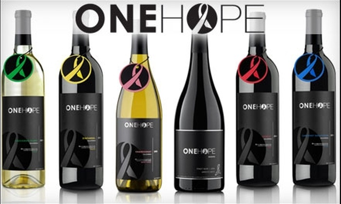 ONEHOPE Wine: $45 for $100 Worth of Wine and Other Merchandise from ONEHOPE Wine