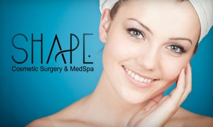 Shape Cosmetic Surgery & MedSpa - Cliff Cannon: $75 for a 30-Day Supply of Latisse at Shape Cosmetic Surgery & MedSpa