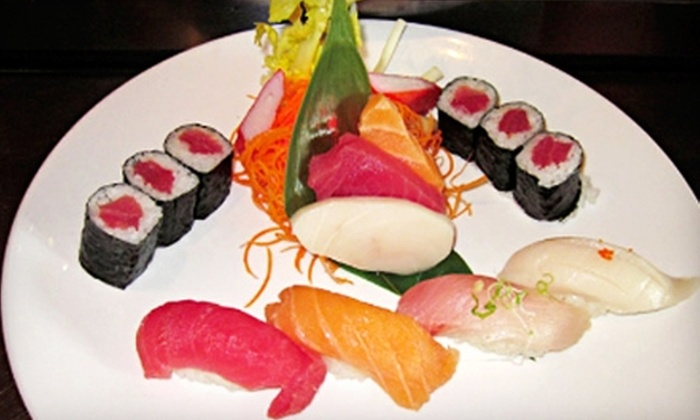 Ming's Bistro - Davidson: $20 for $40 Worth of Japanese Cuisine at Ming's Bistro in Davidson