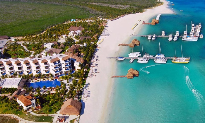 All Inclusive Azul Fives Resort Vacation With Airfare In