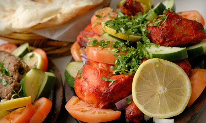 Tandoor-A-India - Playa Del Rey: $10 for $20 Worth of Indian Fare and Two Non-Alcoholic Drinks at Tandoor-A-India in Playa del Rey (Up to $25.90 Value)