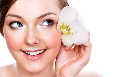 One or Three Groupons, Each Good for One Fruit-Acid Peel at Belle Sante Spa (Up to 55% Off)