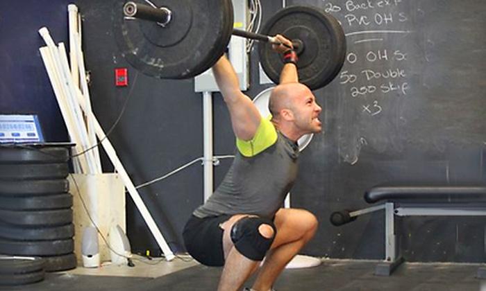 Peninsula CrossFit - Sidney: $39 for CrossFit Training Package Peninsula CrossFit in Sidney ($199.36 Value)