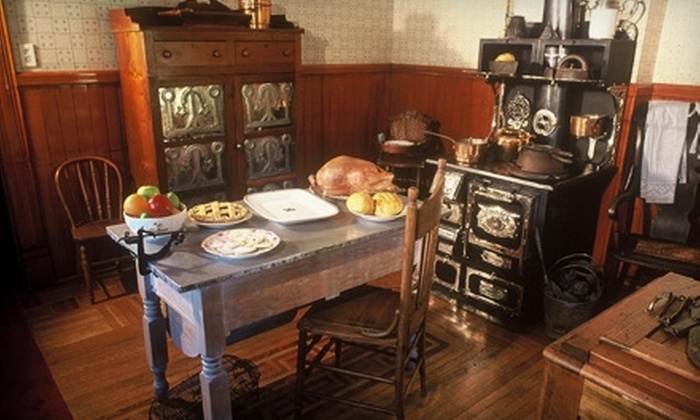 Rosson House Museum - Downtown Phoenix: $12 for a One-Year General Membership to Rosson House Museum