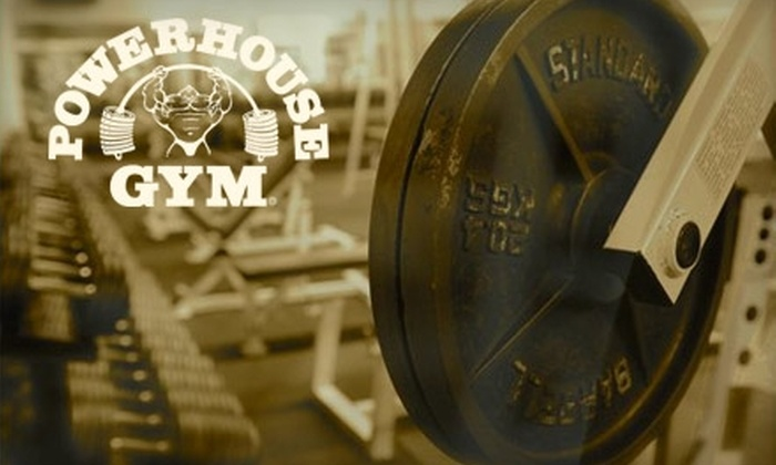 Powerhouse Gym - Morris Park: $19 for One-Month Membership at Powerhouse Gym in the Bronx ($39 Value)