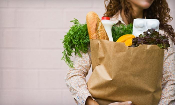 Kaune's Neighborhood Market - Santa Fe: $15 for $30 Worth of Groceries at Kaune's Neighborhood Market in Santa Fe