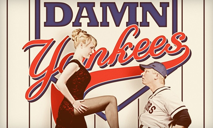 "Theatre Cedar Rapids - Cedar Rapids: Two Tickets to ""Damn Yankees"" at Theatre Cedar Rapids. Two Shows Available."