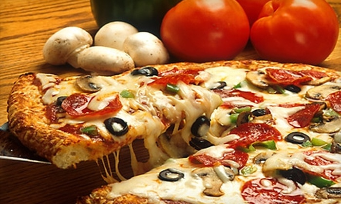 Joanne's Gourmet Pizza - Flower Hill: $7 for $15 Worth of Pizza and Italian Fare at Joanne's Gourmet Pizza in Roslyn