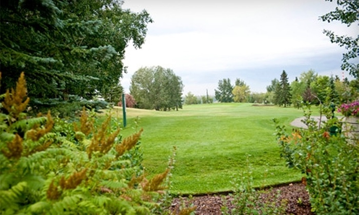 Rundle Park Golf Course - Rundle Heights: $27 for 18 Holes of Golf for Two at Rundle Park Golf Course (Up to $68 Value)