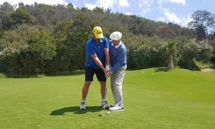 $39 for One-Hour Private Golf Lesson with PGA Professional at Croker Golf System Academy, 3 Locations (Up to $200 Value)