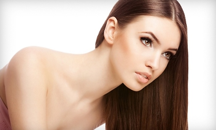 Salon Par - Lee's Summit: $110 for One Brazilian Blowout Zero at Salon Par in Lee's Summit (Up to $350 Value)