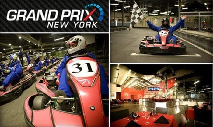 Up to half off kart racing grand prix new york groupon customer reviews fandeluxe Images