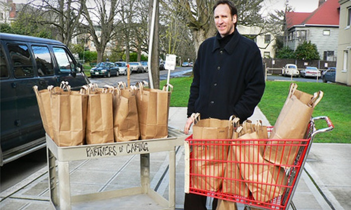 Solid Ground - Wallingford: If 50 People Donate $10, Then Solid Ground Can Give 50 Households a Week's Worth of Groceries