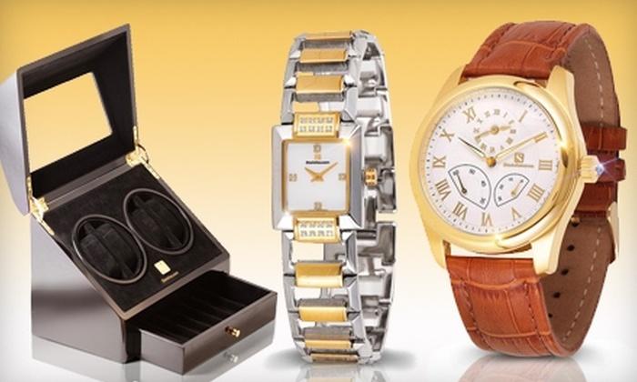 Steinhausen: $50 for $250 Worth of Watches and Accessories from Steinhausen