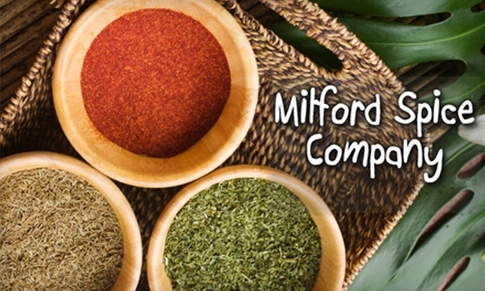 Milford Spice Company - Novi: $40 for Two Tickets to Milford Spice Company's 2nd Annual Championship Cook-Off on April 9th at the Toasted Oak Grill & Market ($80 Value)