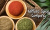 Milford Spice Company **DNR** - Novi: $40 for Two Tickets to Milford Spice Company's 2nd Annual Championship Cook-Off on April 9th at the Toasted Oak Grill & Market ($80 Value)