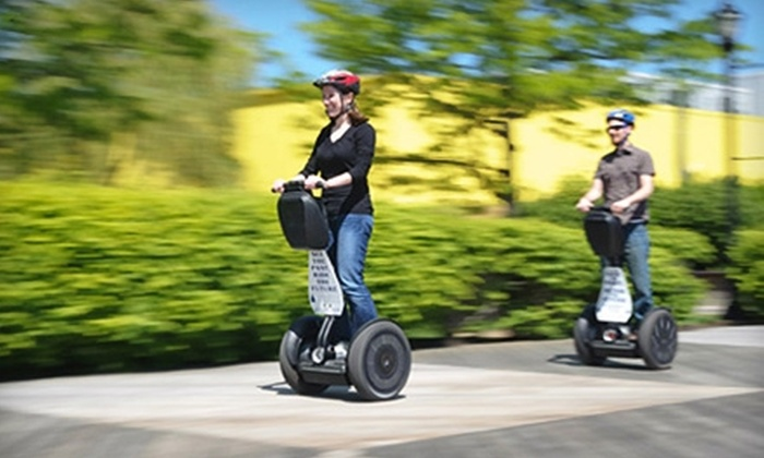 SegZone Tours - Annapolis: SegZone Segway Tours of Annapolis. Choose from Two Options.
