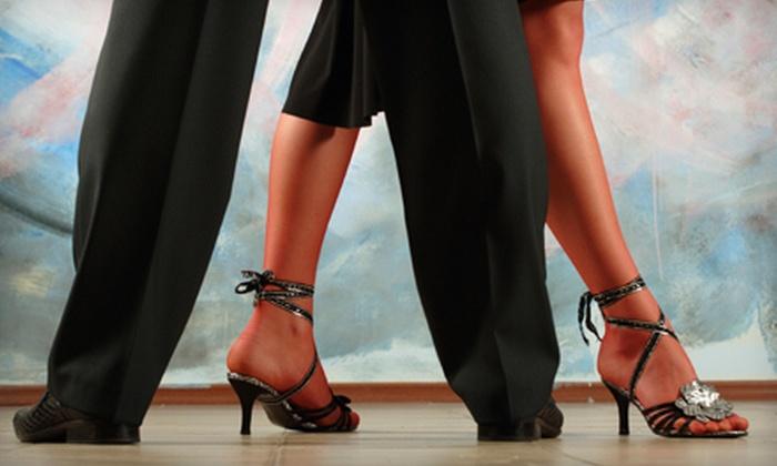 Janna's International Dance Studio - Central Newport News: $38 for Couples' Ballroom-, Salsa- or Hula-Dance Classes for Two at Janna's International Dance Studio in Newport News (Up to 53% Off)