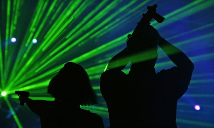 Wonderland - Country Homes: $7 for Two Games of Laser Tag at Wonderland ($14 Value)