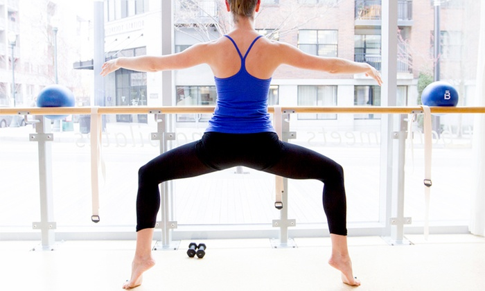 Barre3 - Multiple Locations: $39 for Four Barre Fitness Classes at Barre3 ($80 Value)