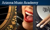 Arizona Music Academy - Dava-Lakeshore: $75 for a Four-Day Drum, Guitar, or Vocal Camp at the Arizona Music Academy (Up to $200 Value)