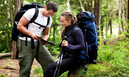 Guided Climb or Survival Course from KAF Adventures (Up to 50% Off)