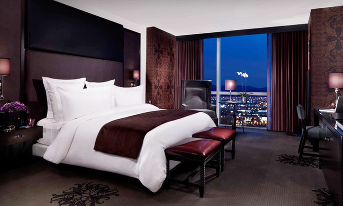 null - Phoenix: Stay for Two with Dining Credit at Hard Rock Hotel & Casino Las Vegas