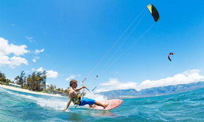kitesurfing lessons deals