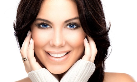 Dental Exam, X-rays, Cleaning, and Optional Zoom! Teeth-Whitening Treatment at DJM Dental (Up to 78% Off)