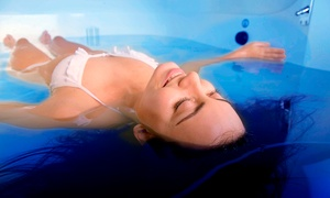 Yorkshire Floatation Centre: Infrared Sauna Therapy, Floatation Tank Session or Both at Yorkshire Floatation and Massage (63% Off)