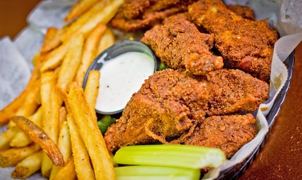 Dine-In or Take-Out Southern Food at The WKND (Up to 50% Off)