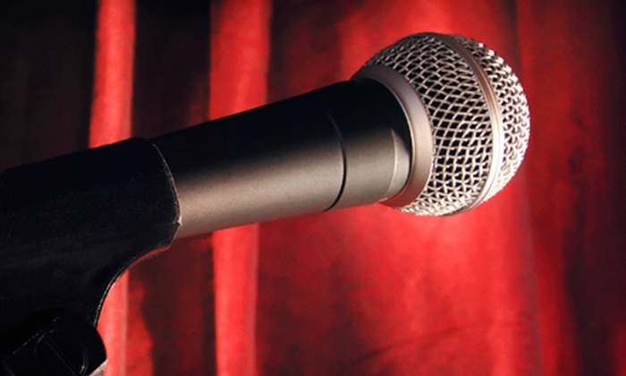 Comedy Show - Valley Forge Casino - Waterford Room: Thursday-Night Standup-Comedy Show at Deuces Wild Comedy Club at Valley Forge Casino (Up to 52% Off)