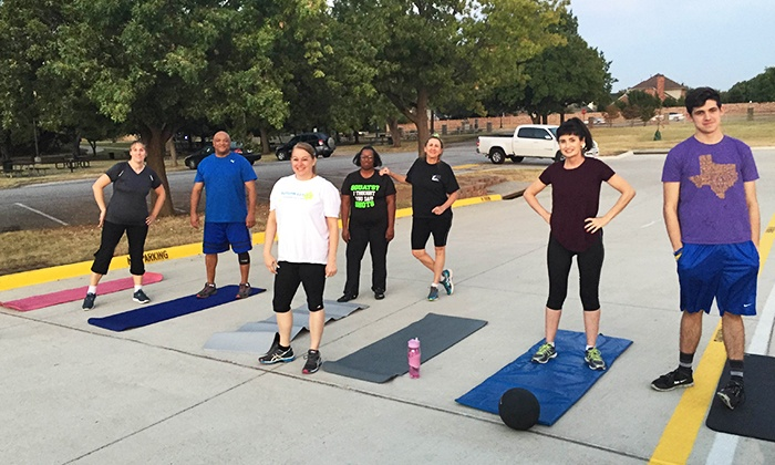 Battlecry Bootcamps - Euless: $39 for One Month of Boot-Camp Classes at Battlecry Bootcamps($80 Value)