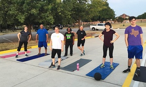 Battlecry Bootcamps: $39 for One Month of Boot-Camp Classes at Battlecry Bootcamps($80 Value)