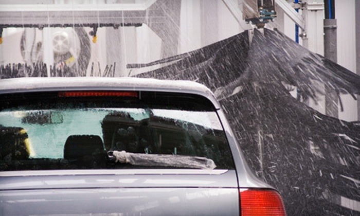Minit Car Wash - Center Park: One or Three Super Deluxe Car Washes at Minit Car Wash in East Point (Up to 75% Off)