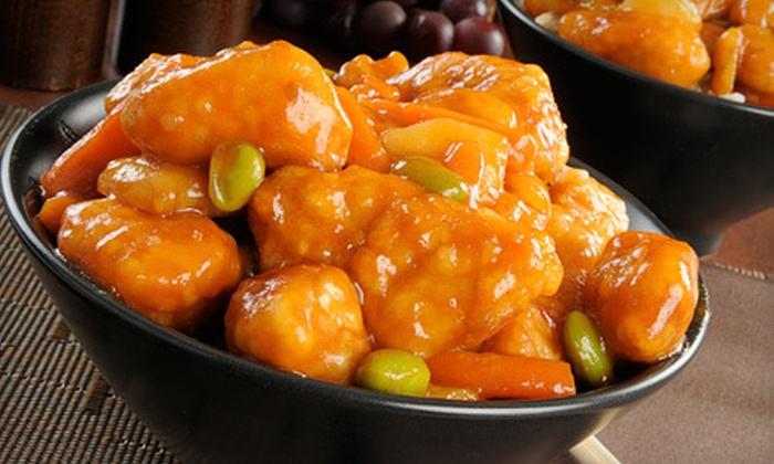 Bill's Garden - South Minneapolis,Ericsson: Chinese Dinner for Two or Four or Lunch for Two at Bill's Garden (54% Off)