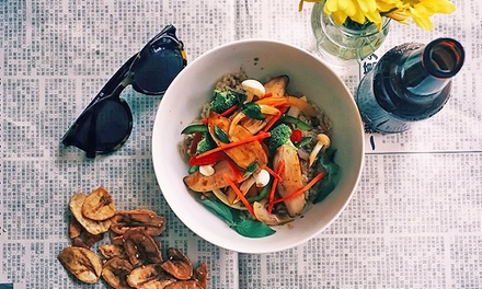 $12 for Two Build Your Own Bowl at Brightwok Kitchen ($20Value)