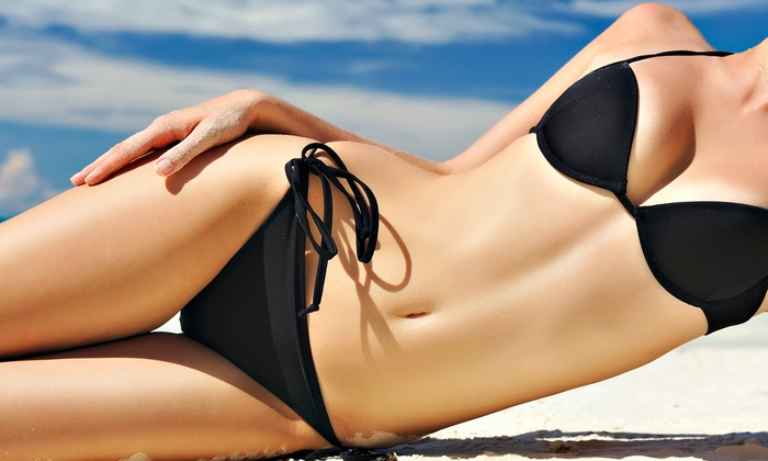 3 Graces Skincare and Spa - Allandale: One or Three Organic Airbrush Tans at 3 Graces Skincare and Spa (Up to 67% Off)