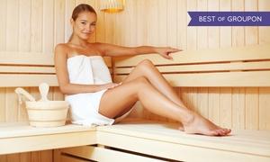 DeLuxe Spa Center: 2 Std. oder 3 Std. Private-Sauna-Suite für bis zu 2 Personen im DeLuxe Spa Center (bis zu 30% sparen*)