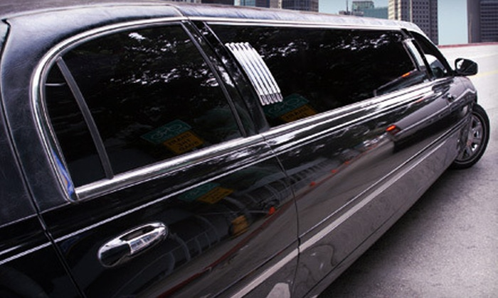 Absolute Prestige Limousine - Pompey: Three- or Five-Hour Limo Service from Absolute Prestige Limousine (Up to 65% Off). Four Options Available.